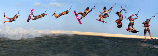 kite school kite boarding school